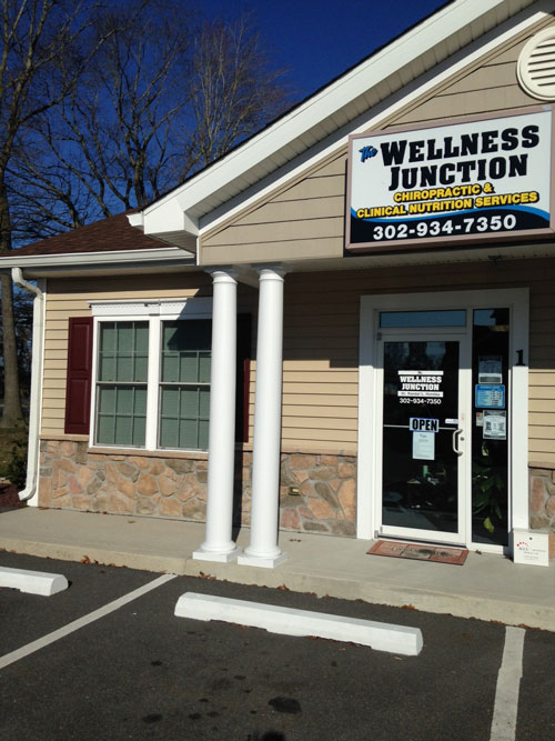 The Wellness Junction Office Building